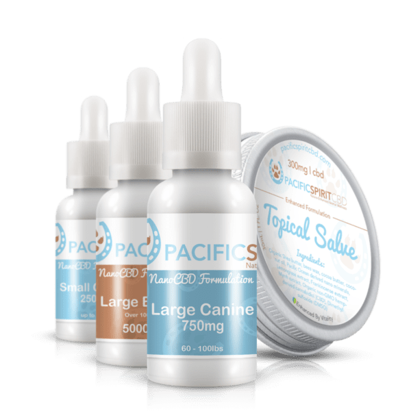 Pacific Spirit CBD